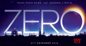 Shahrukh Khan movie zero trailer Brock several records